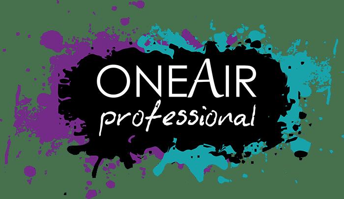 farby do malowania paznokci OneAir Professional