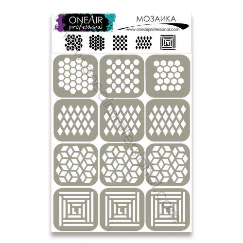 OneAir 85 Mozaika - Мозаика